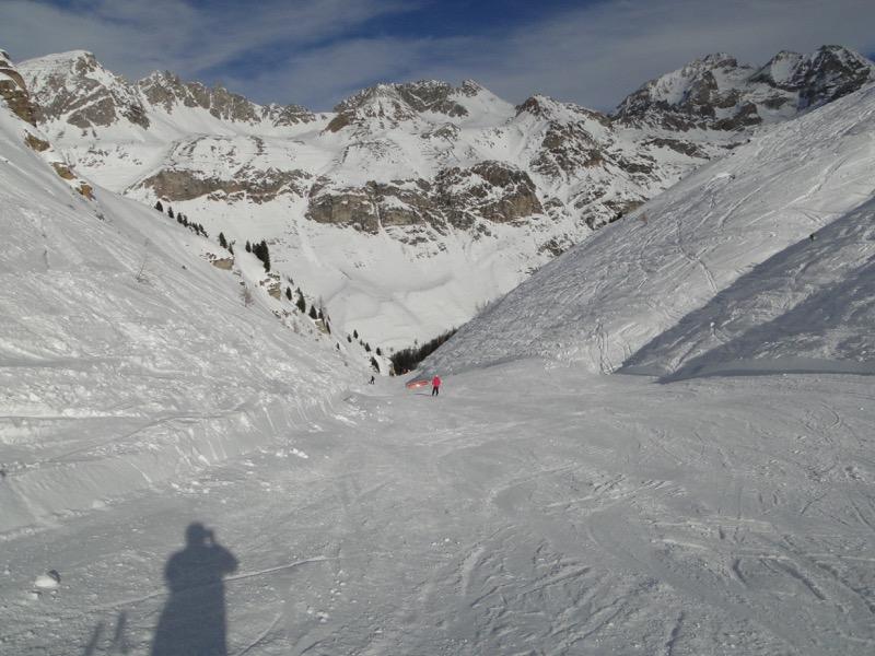 [Val d'Isère] Données sur les pistes Dsc05822