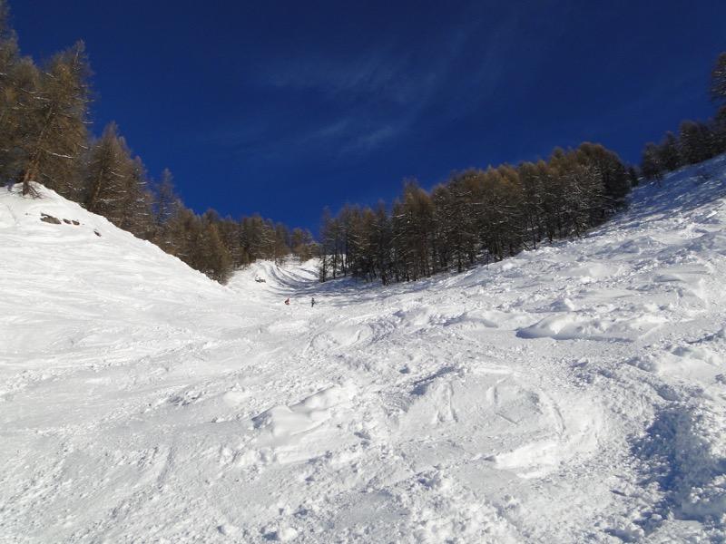 [Val d'Isère] Données sur les pistes Dsc05921