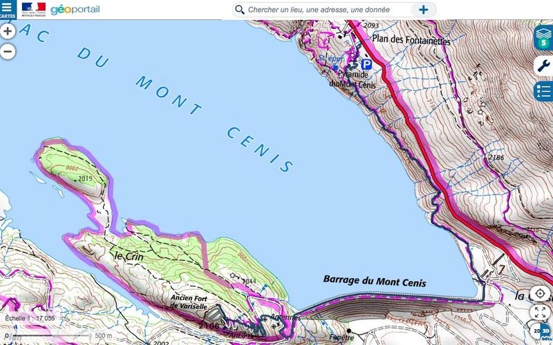 Balade autour du col du Mont Cenis Varise10