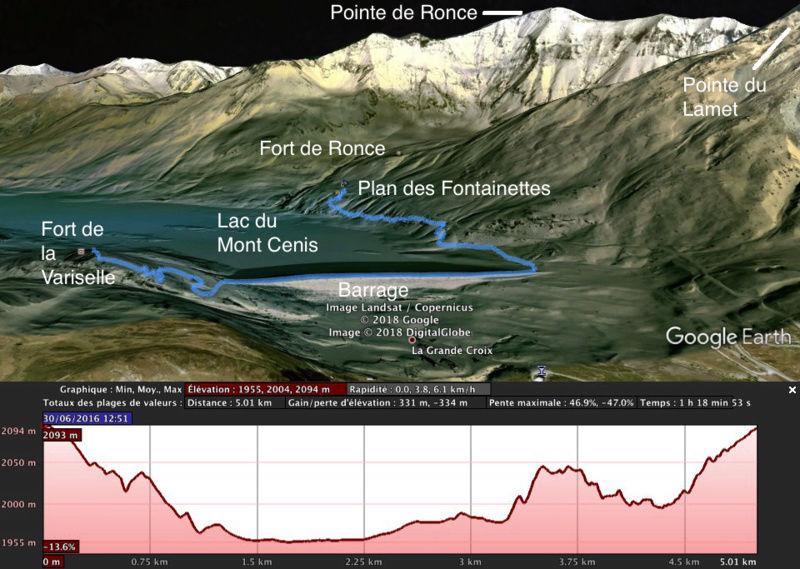 Balade autour du col du Mont Cenis Varise11