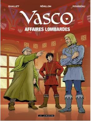 Vasco de Gilles Chaillet - Page 13 Vasco10