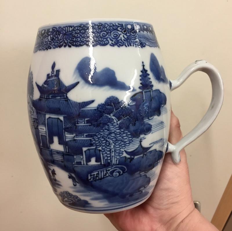 Chinese Qianlong export porcelain  599a1810