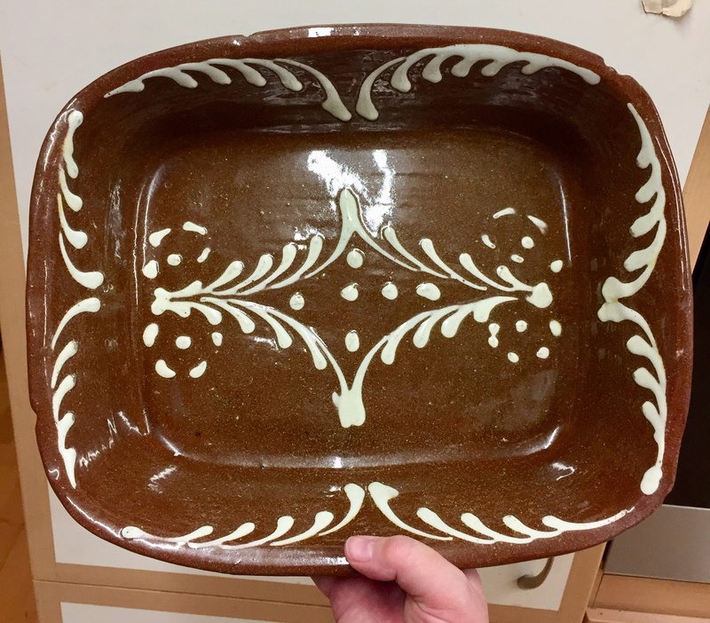 Buckley / Tyneside Pie Dish?  95b22910