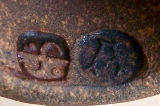 Leach Pottery but whose personal seal? A2885e10