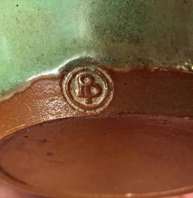 Mystery Pp or BP mark  B9a0ce10