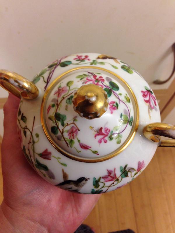 Sugar bowl - Demartial &  Tallandier of Limoges Img_1613