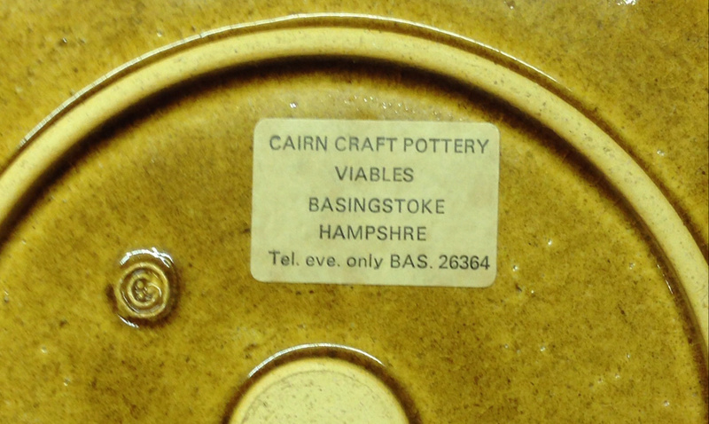 Cairn Craft Pottery, Basingstoke  Img_7112