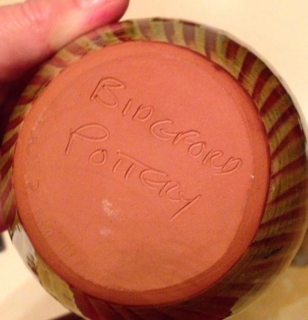 Harry Juniper, Bideford Pottery Img_9114