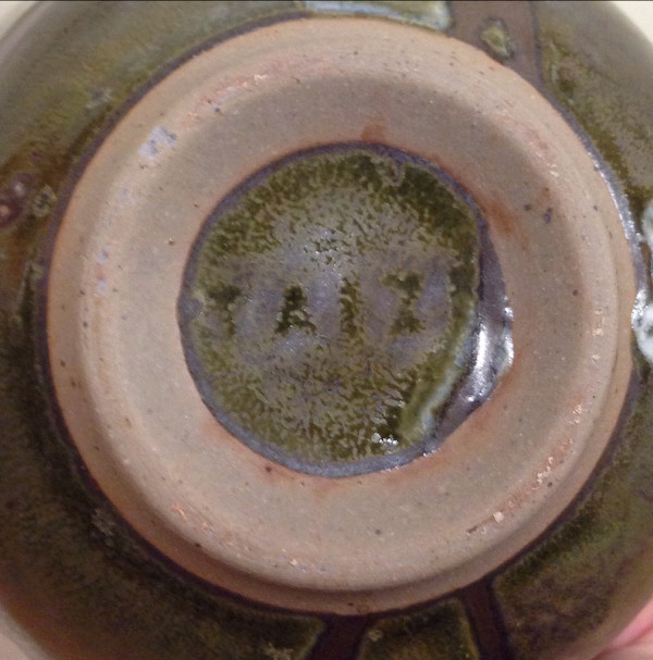 Daniel de Montmollin, Taize Pottery, France Img_9810