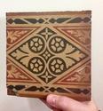 Tiles: MAW & Co, Broseley, Jackfield, Salop (Shropshire). 1af35710