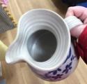 Pottery jug signed - St Emilion?  E0ecb510
