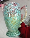 Art Deco style jug marked Oran England Img_4515