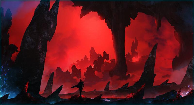 """Пещера """"Забвения""""  Eyee10"""