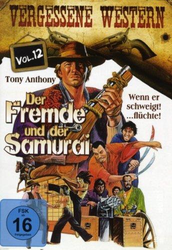 Le Cavalier et le Samouraï - Lo straniero di silenzio - Luigi Vanzi - 1968 51dw8t11