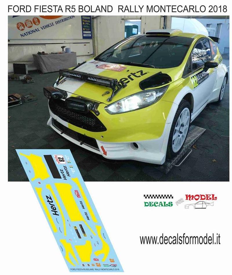 Rallye Monte Carlo 2018 WRC round 1 Boland10