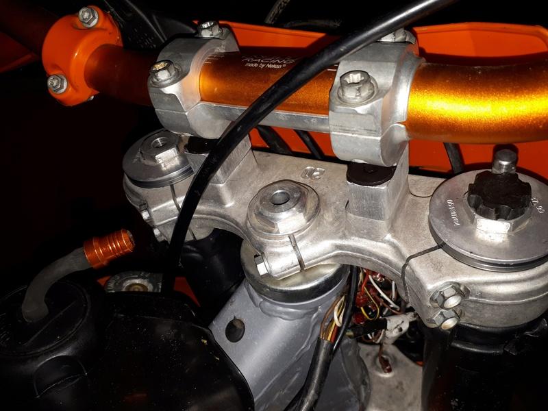 KTM 200 exc 2T 20171230