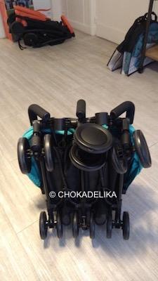 Britax Holiday double: l'ultra compacte pour deux Chokad16