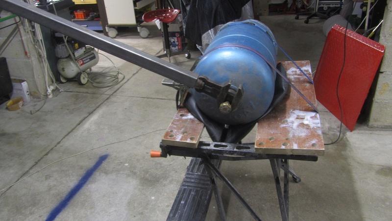 projet / réalisation d'un four à métau Img_7247