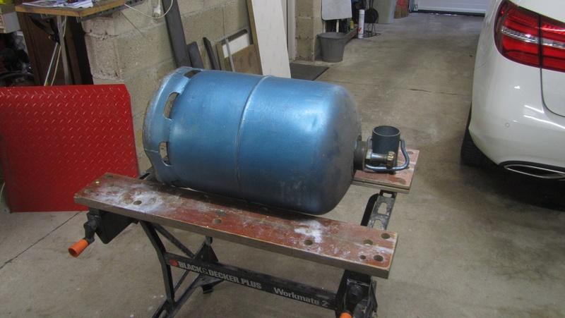 projet / réalisation d'un four à métau Img_7248