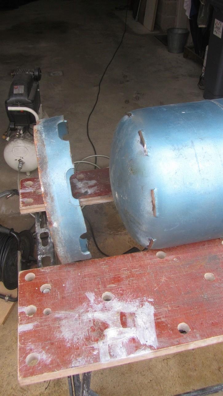 projet / réalisation d'un four à métau Img_7251