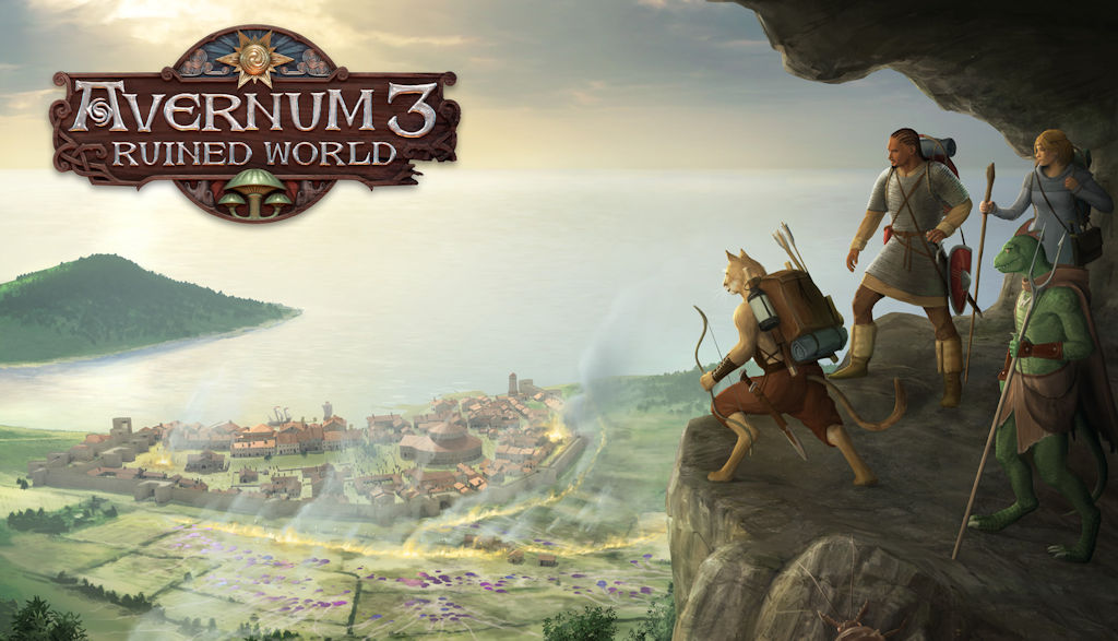 Avernum 3: Ruined World, llegará a iPad este primer trimestre de 2018 Avernu10