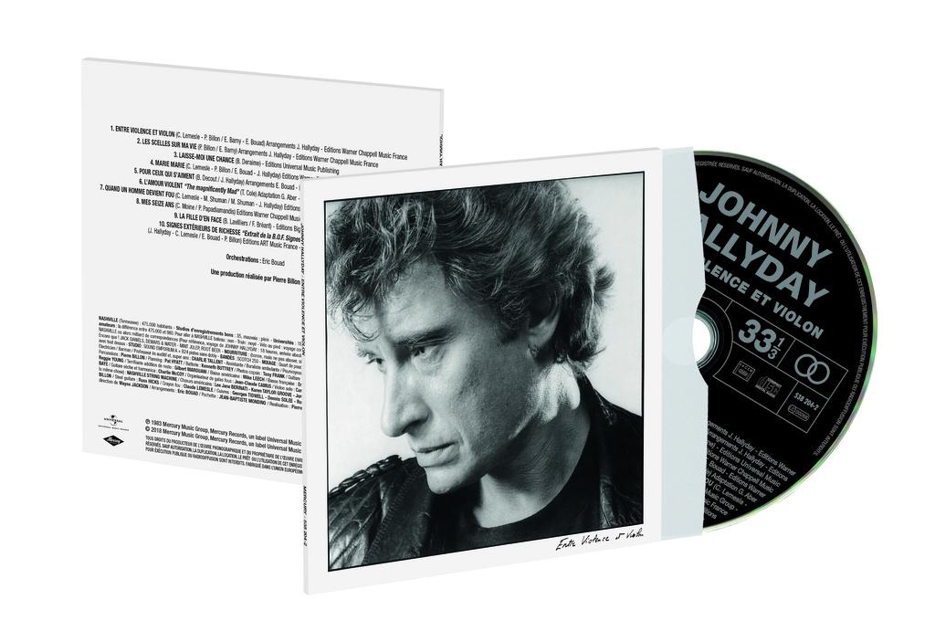 Les CD papersleeves de juin 06007105