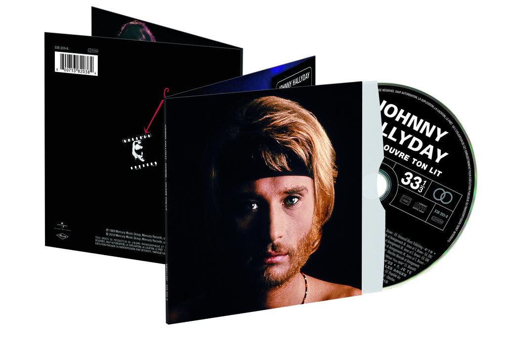 Les CD papersleeves de juin 06007107