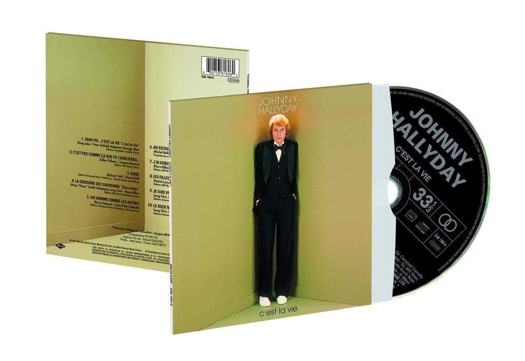 Les CD papersleeves de juin 06007110