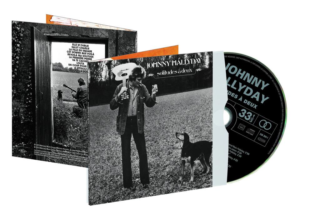 Les CD papersleeves de juin 06007111