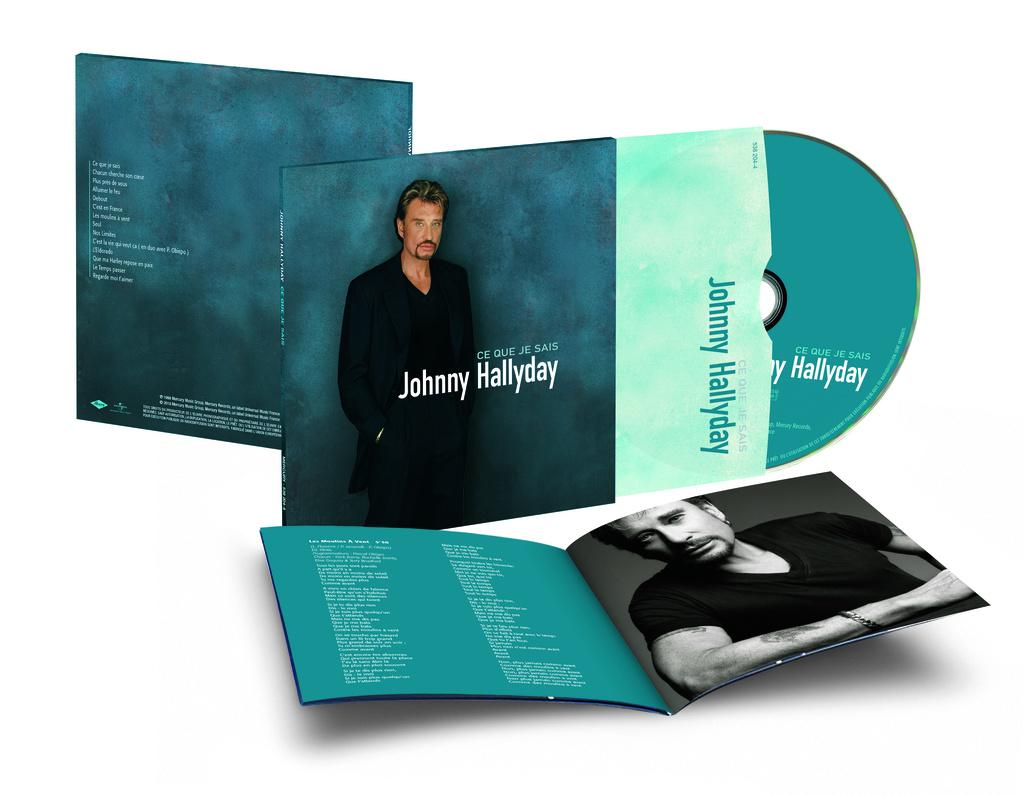 Les CD papersleeves de juin 06007113