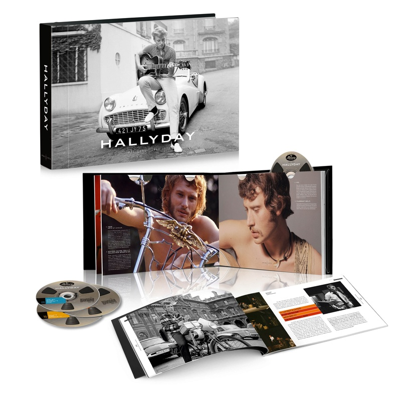 Coffret 20 CD Official 1961-1975 06007511
