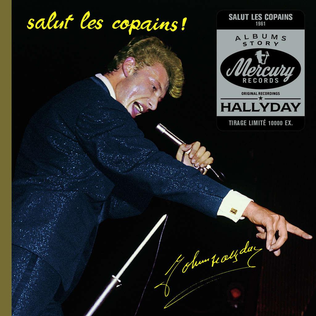 Albums Story Hallyday 06007558