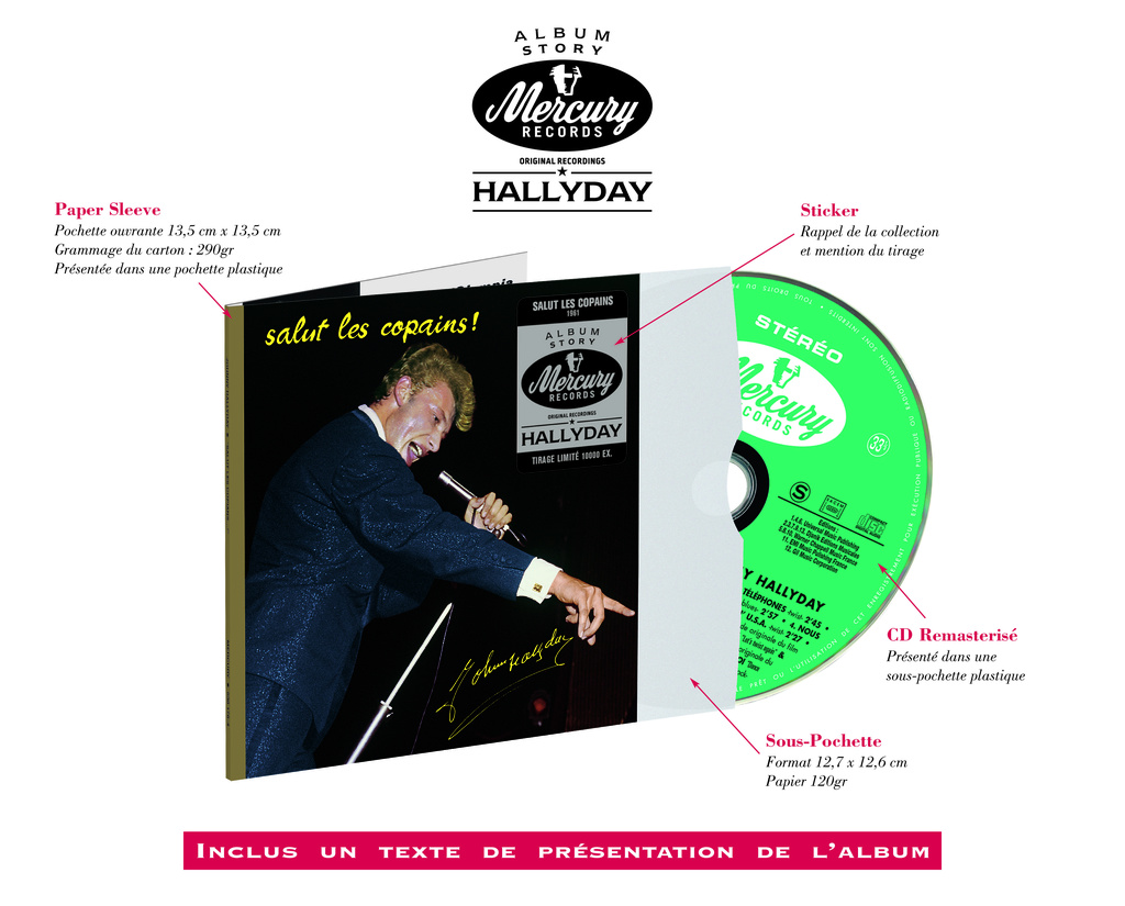 Albums Story Hallyday 06007559