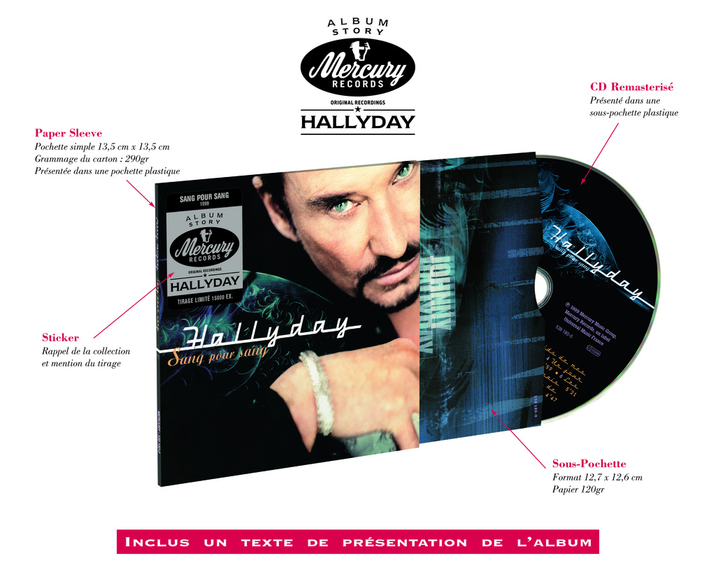Albums Story Hallyday 06007563