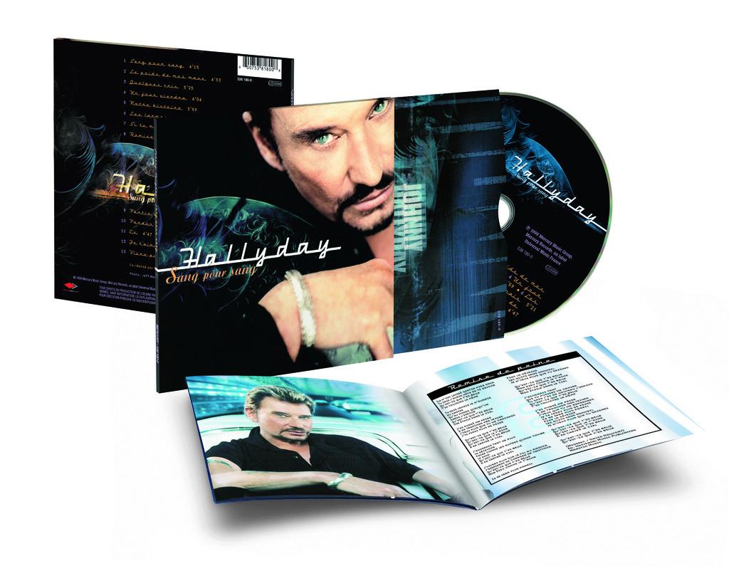 Albums Story Hallyday 06007564