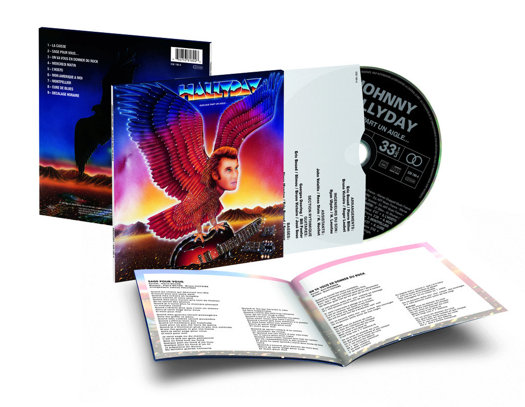 Albums Story Hallyday 06007569