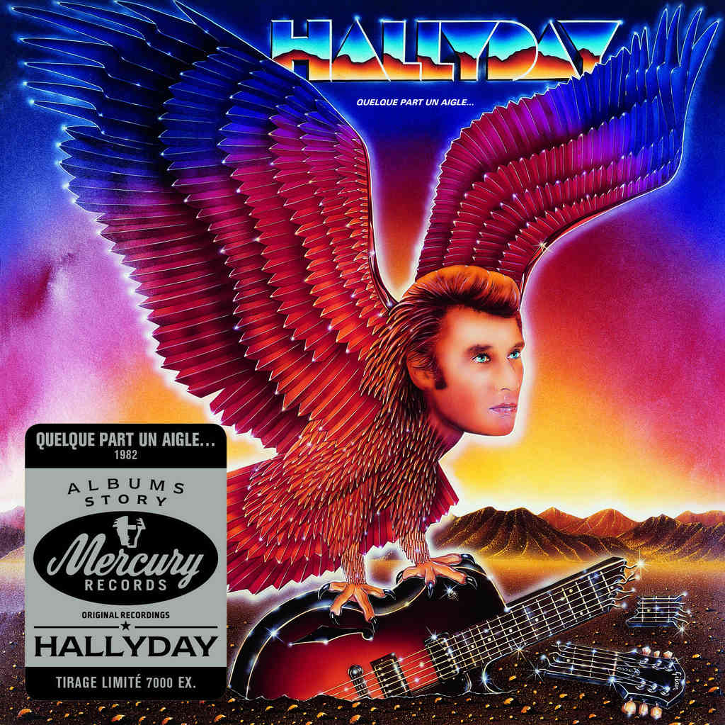 Albums Story Hallyday 06007570