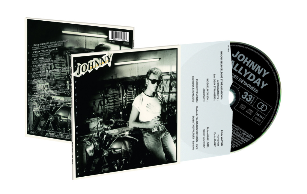 Albums Story Hallyday 06007572