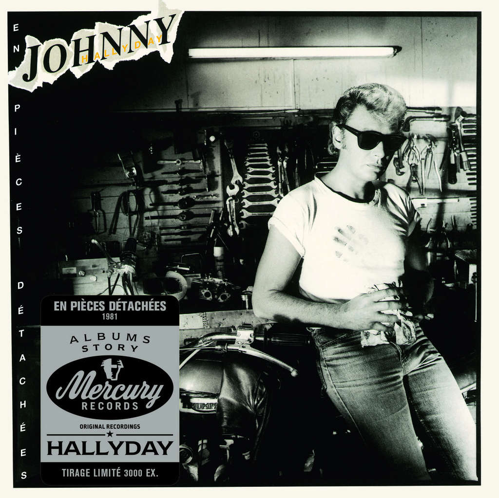 Albums Story Hallyday 06007573