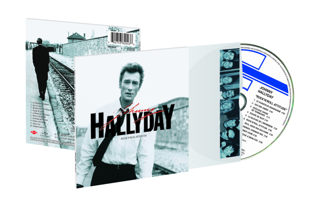 Albums Story Hallyday 06007581