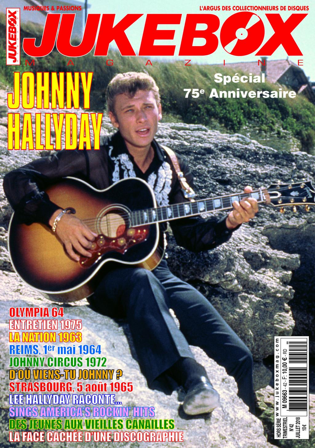 Juke Box Magazine Hors série Johnny Hallyday 75° anniversaire Hs_joh10