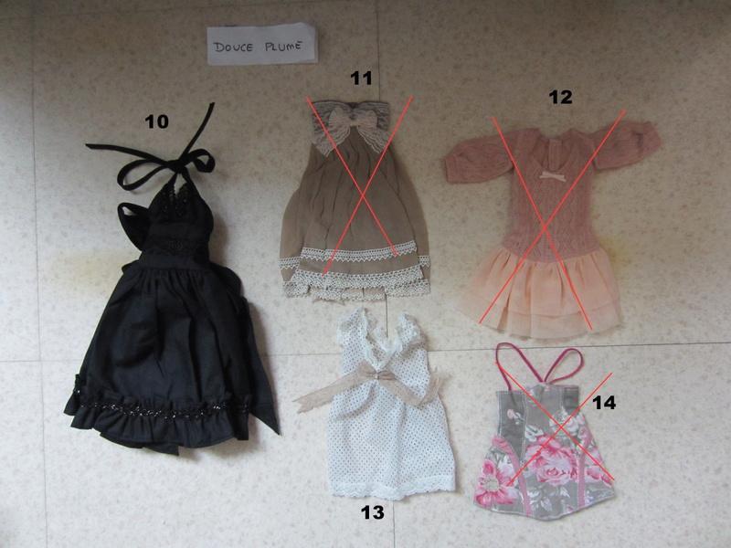 (V) Vêtements MSD + Ellowyne + Tonner 10-1415