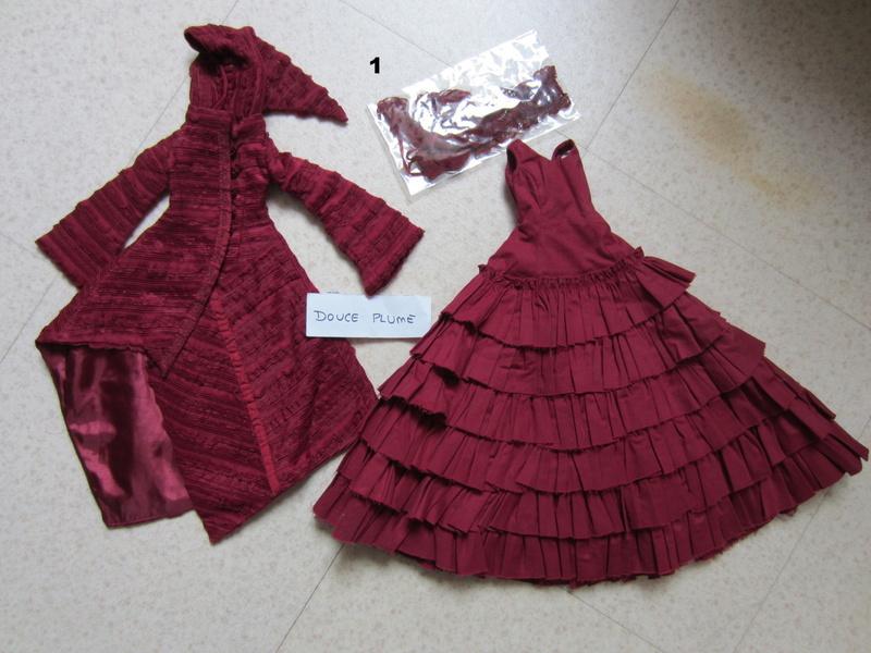 (V) Vêtements MSD + Ellowyne + Tonner 110