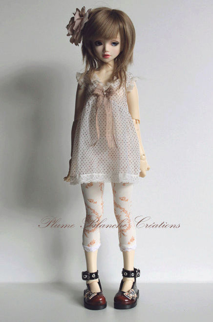 (V) Vêtements MSD + Ellowyne + Tonner 1310