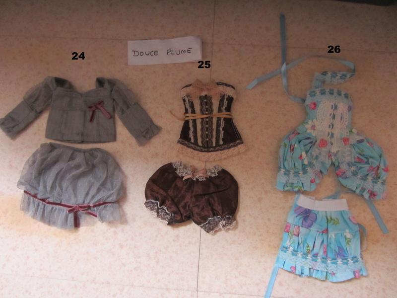 (V) Vêtements MSD + Ellowyne + Tonner 24-2610