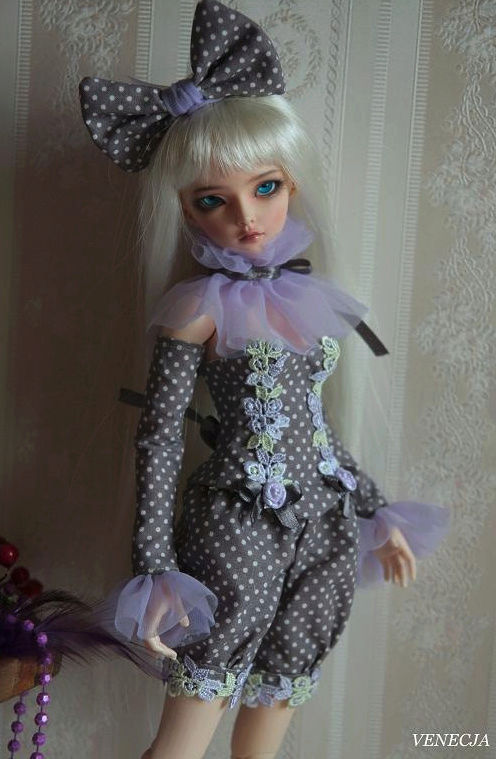 (V) Vêtements MSD + Ellowyne + Tonner 2710