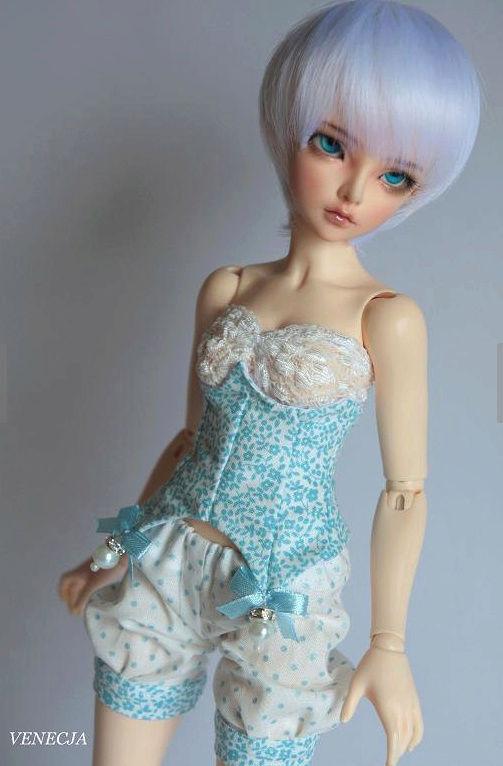 (V) Vêtements MSD + Ellowyne + Tonner 28-110