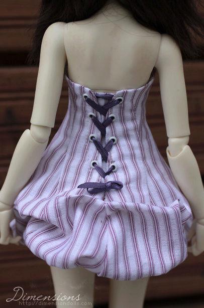 (V) Vêtements MSD + Ellowyne + Tonner 34-210