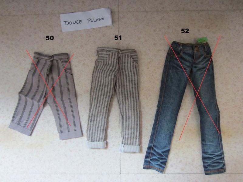 (V) Vêtements MSD + Ellowyne + Tonner 50-5212