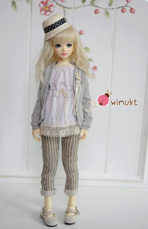 (V) Vêtements MSD + Ellowyne + Tonner 5110